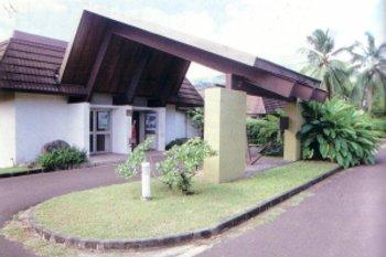 Le musée de Tahiti et des îles à Punaauia